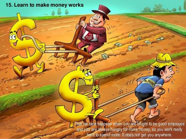 sucess vs money