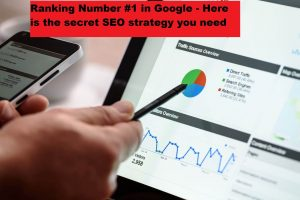 SEO case study: SEO Content writing tips for Ranking number # 1 in Google (2019) 1