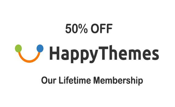 HappyThemes-Cyber Monday