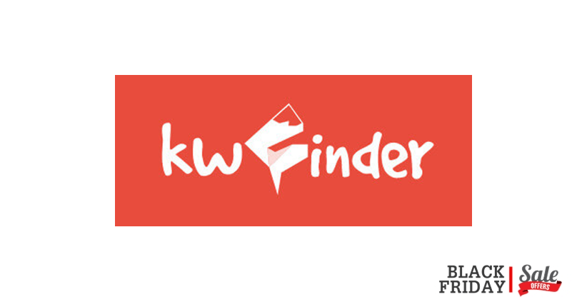 KWFinder-Black-Friday & Cyber Monday