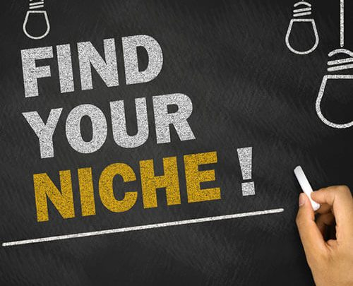finding your niche for blog