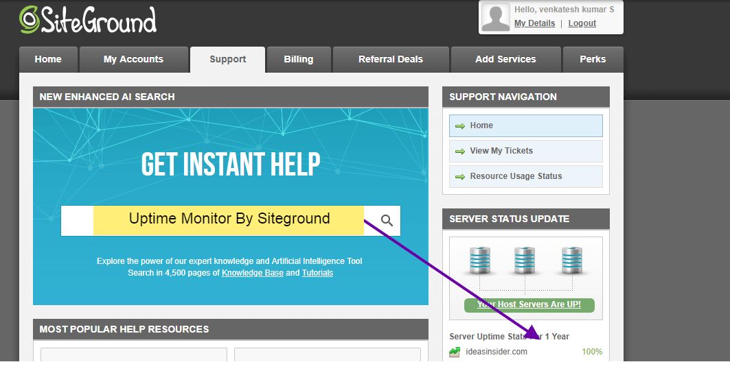 Steps to Migrate WordPress Site to Site Ground