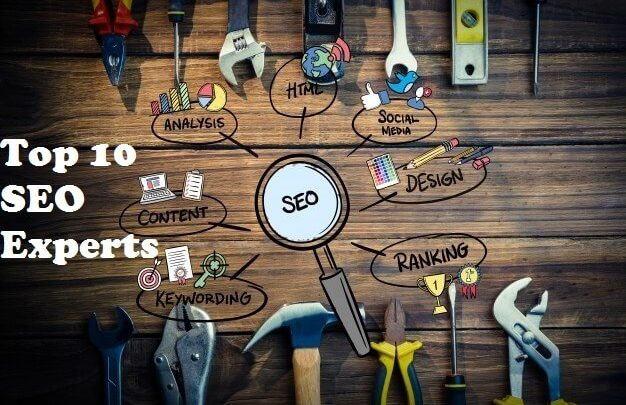 10 Top SEO Experts