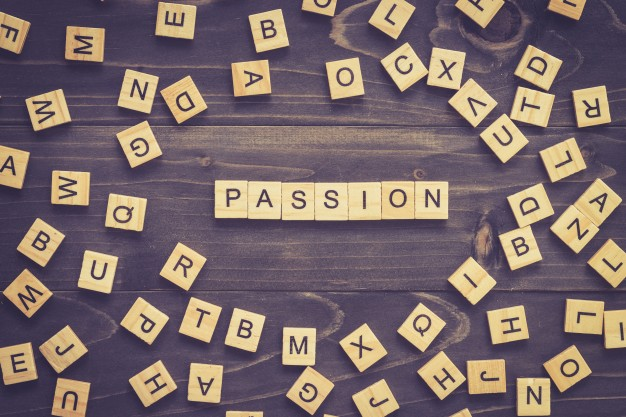Passion for Blogging