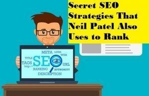 Secret SEO strategy
