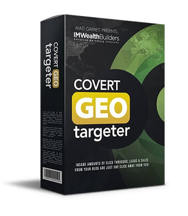 Covert Geo Targeter Review