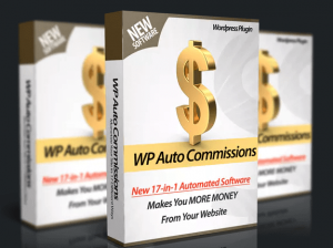 WP auto Commission Review: Massive Bonus($50k)+ Discount + OTO 1