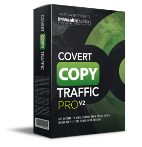 Convert Copy Traffic Review: Is it really increases the website traffic? 1