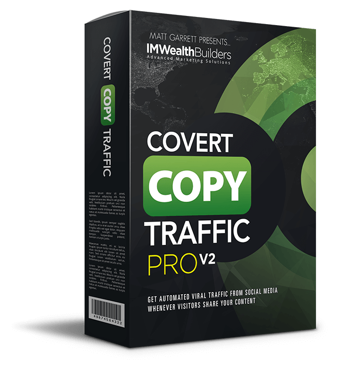 Convert Copy Traffic Review