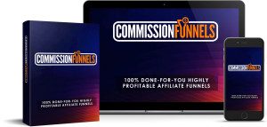 COMMISSION FUNNELS REVIEW: Massive Bonus+Discount+OTO+Demo 11