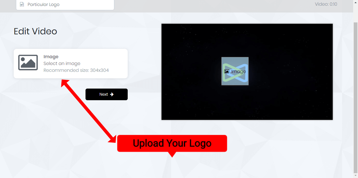 Video App suite Review - Upload Your Logo