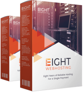 Eight web hosting Review: Coupon code+Huge Bonus+Demo+OTO'S 7