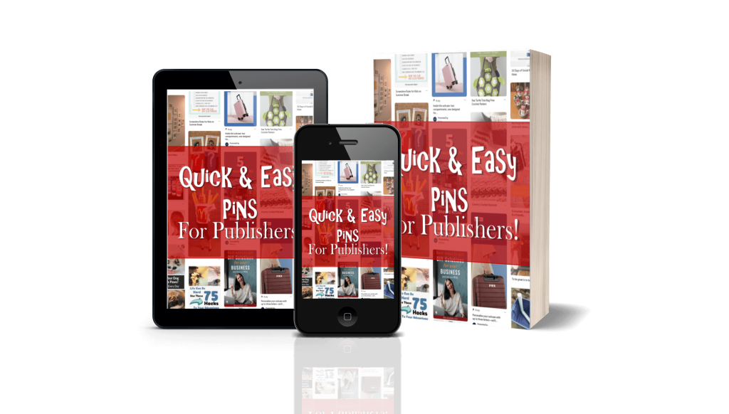 Quick and Easy Pins for Publishers Review