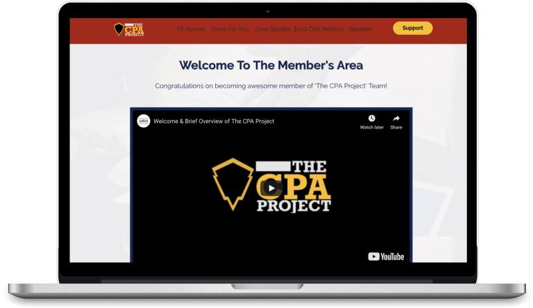 The CPA Project Reviews 2019