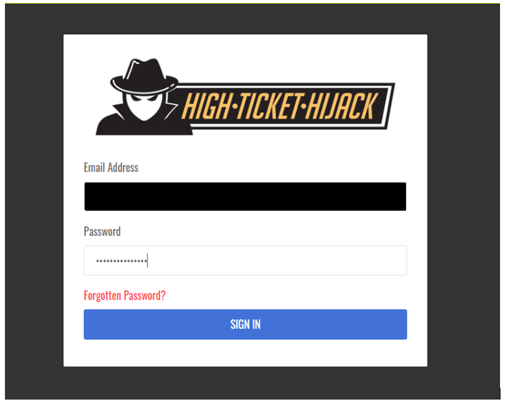 High Ticket HiJack Review 11