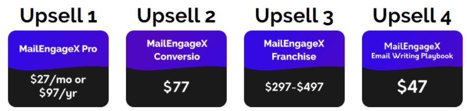 MailEngageX OTO