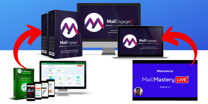 Mailbox 2.0 and Mail mastery (MailEngageX Combined)