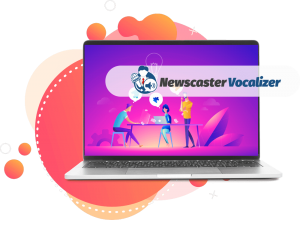 NewscasterVocalizer Review: Massive Discount+Huge Bonus+OTO+Pricing 1