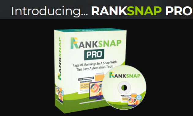 Ranksnap Review