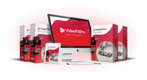 VideoFX PRO Review| Huge Bonus+Coupon (Save) 1