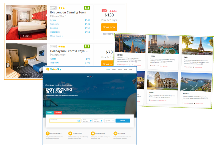 WP travelsite Reviews