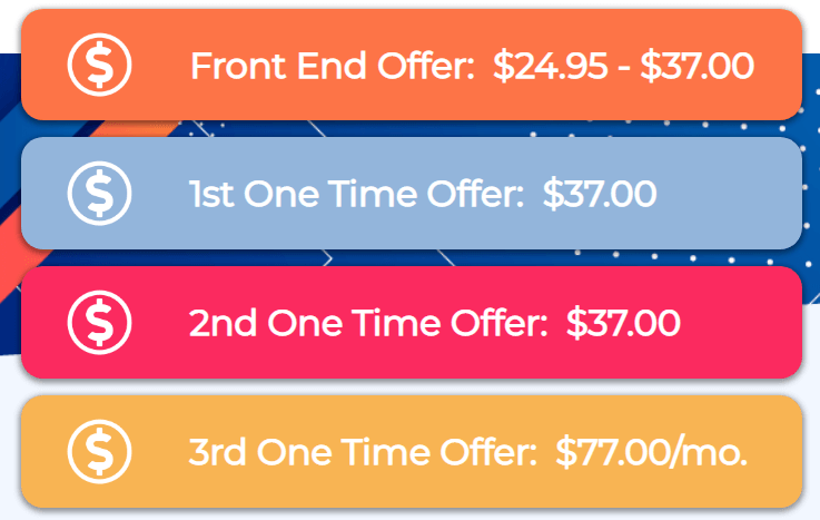 Client Boom Review OTO pricing 1
