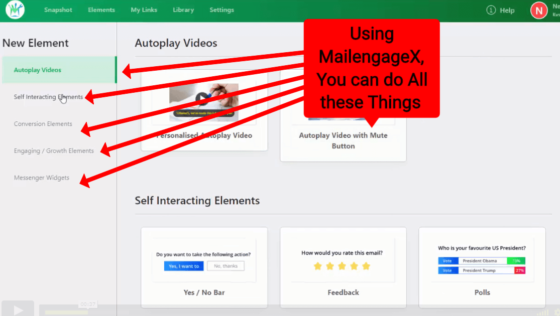 Mailengagex Review- Step 3