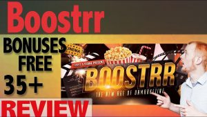Boostrr Review: Huge Bonus & Discount 1