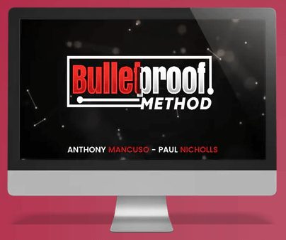 Bullet Proof Method Review: Bonus