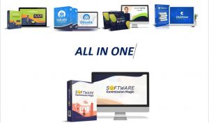 Software commission Magic Review pack