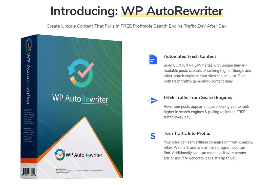WP Auo Rewriter