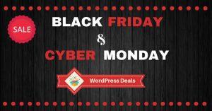Wordpress Black Friday Deals 1