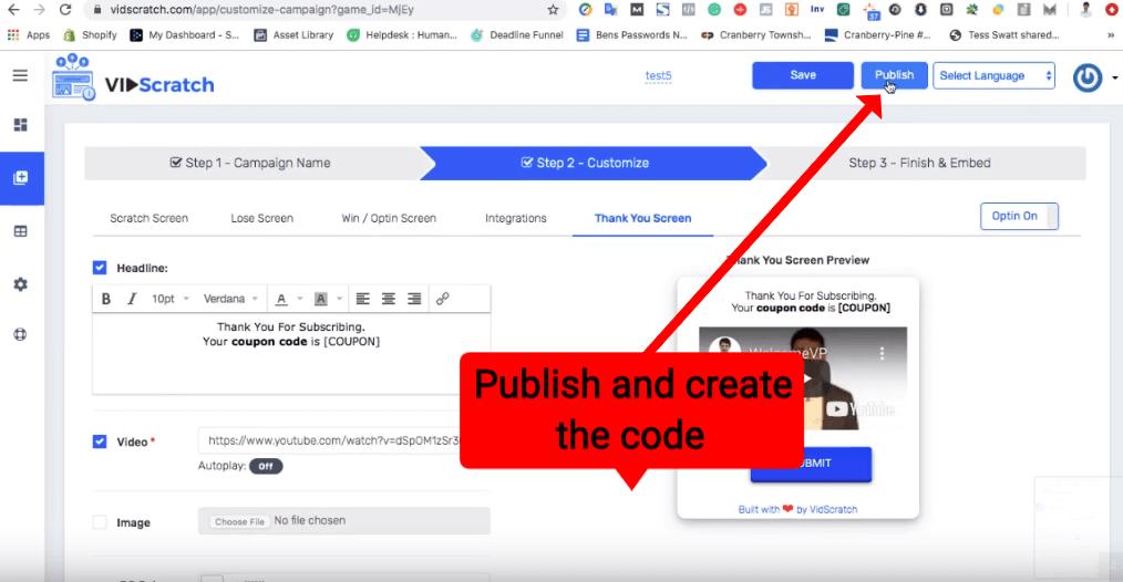 Vidscratch tutorial 8