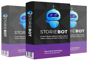 Storie Bot Review: Bonus & Discount 1