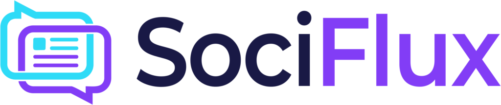 sociflux Review Logo