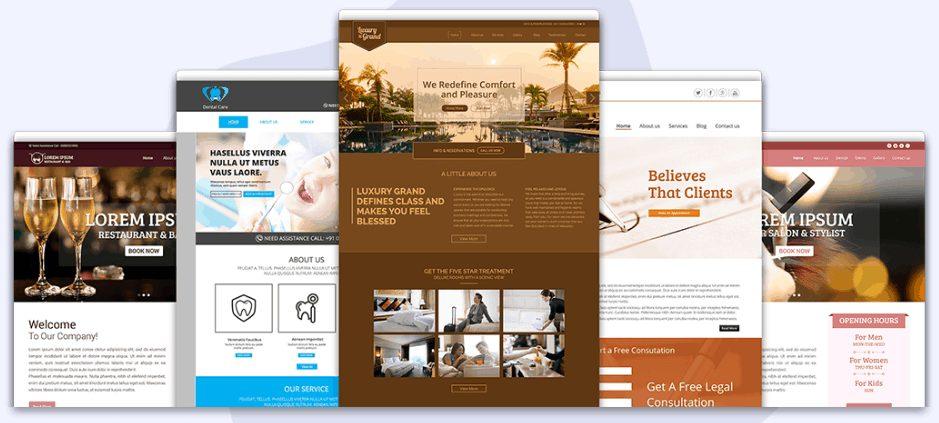 Websuite Pro Features