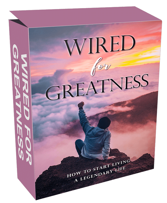 Wired For greatness PLR. review