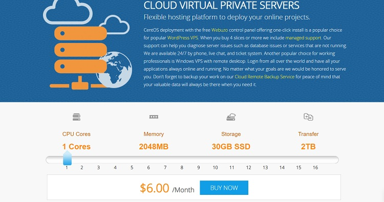 InterServer VPS Review